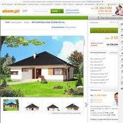 DOM.PL™ - Projekt domu ARP LUPIN Paliwo Stałe CE - DOM AP1-46
