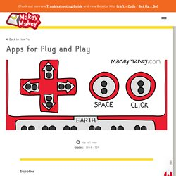 Plug And Play Coding Apps For Kids - Makey Shop