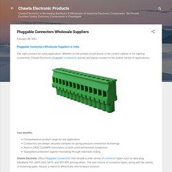 Pluggable Connectors Wholesale Suppliers