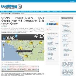 GMAP3 – Plugin jQuery – L'API Google Map v.3 Integration à la sauce jQuery