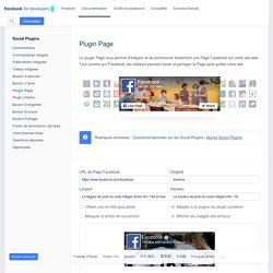 Plugin Page - Social Plugins