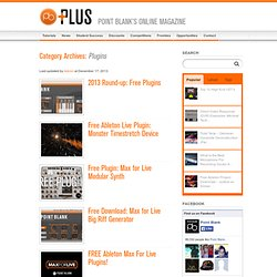 Plugins Archives -
