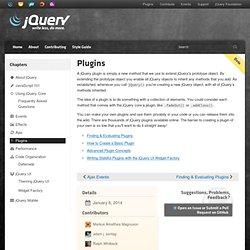 Plugins/Authoring
