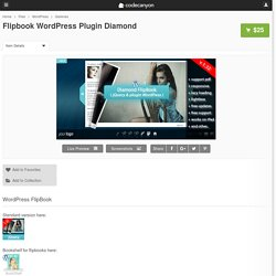 Jquery Flipbook - Codecanyon