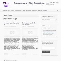 Domoconcept, Blog Domotique