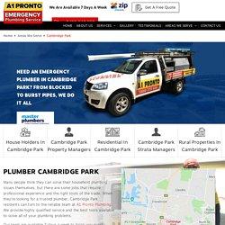 Plumber Cambridge Park - 2747 NSW