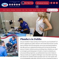 Budget-Friendly Plumbers in Dublin, CA