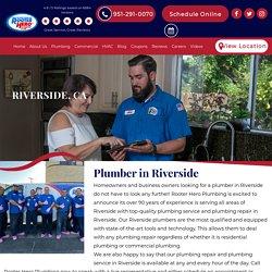 Top Rated Plumbers in Riverside, CA