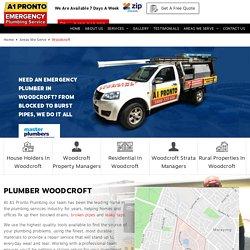 Plumber Woodcroft - 2767 NSW