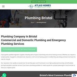 Plumbing Bristol - Atlas Plumbing & Electrcial