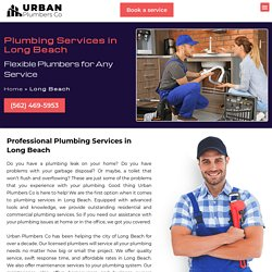 Hire Professional Experts for Plumbing Repair Services