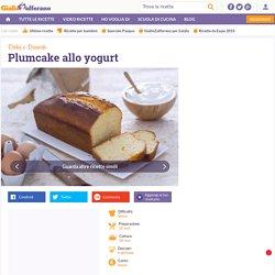 Ricetta Plumcake allo yogurt