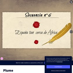 Plume by marine.canillos on Genially