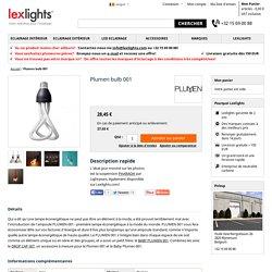 Plumen bulb 001 - Plumen - Marques