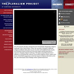 The Pluralism Project at Harvard University