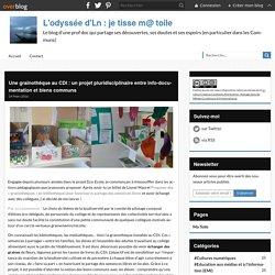 Une grainothèque au CDI: un projet pluridisciplinaire entre info-documentation et biens communs