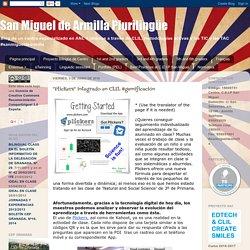 """C.E.I.P. SAN MIGUEL. ARMILLA.: """"Plickers"""" integrado en CLIL #gamificación"""