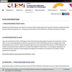 Plus d'informations- CLEMI