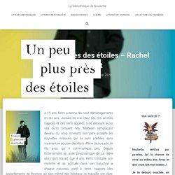 Un peu plus près des étoiles - Rachel Corenblit