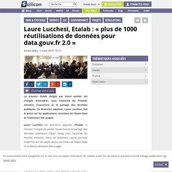 « Plus de 1000 réutilisations de données pour data.gouv.fr 2.0 »