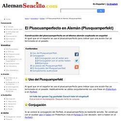 El Pluscuamperfecto en Alemán (Plusquamperfekt)