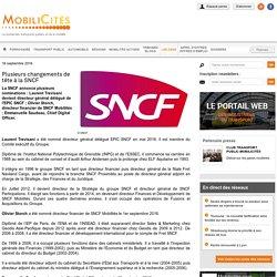 Plusieurs changements de tête à la SNCF