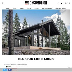Pluspuu Log Cabins