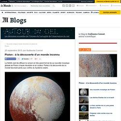 Pluton: à la découverte d'un monde inconnu