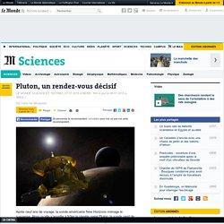 Neuf ans après avoir quitté la Terre, la sonde New Horizons va frôler Pluton
