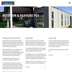 Plywood - BB/CC, Cladding, Bendy & more