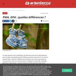 PMA, GPA : quelles différences