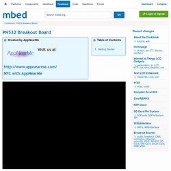 PN532 Breakout Board