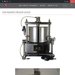 DCM Pneumatic pressure system