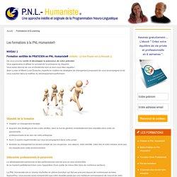 PNL Humaniste® - Les formations à la PNL-Humaniste®
