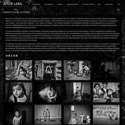 Pobreza infantil en España - Aitor Lara - Photographer