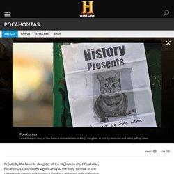 Pocahontas - Native American History
