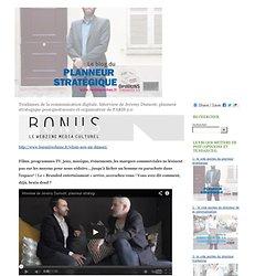 Le vide poches : le blog du planning stratégique 2.0 de PSST (opinions et tendances 2.0). By jérémy dumont, planneur strategique