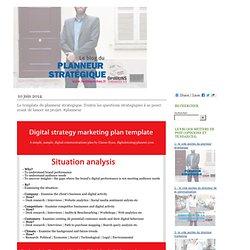 Le vide poches du planneur strategique édité par jérémy dumont. Un blog de veille PSST www.PSST.fr