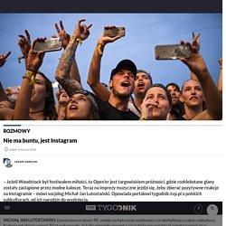 Polskie subkultury - o ich pochodzeniu, rozwoju i powodach, dla których zanikły oraz zmianach w postawie młodzieży opowiada socjolog Michał Jan Lutostański - TVP Tygodnik – Magazyn widzów i czytelników