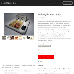 PocketQube Kit v1.0 EM — PocketQube Shop