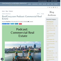 Podcast: Investing In Commercial Real Estate