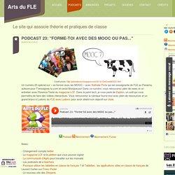 """Podcast 23: """"Forme-toi avec des MOOC ou pas..."""""""