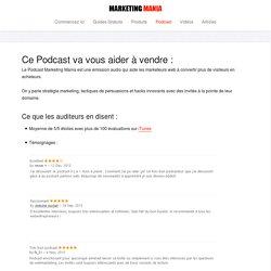 Podcast Marketing Mania - Marketing Mania