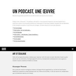 Un podcast, une œuvre – Centre Pompidou
