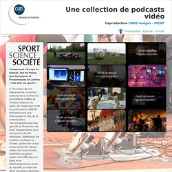 Podcast Sport Science Société