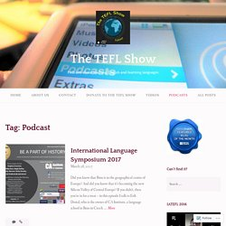 Podcast – The TEFL Show