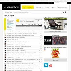 Podcasts des Champs Libres (Rennes)