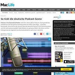 Podcasts: Eine Bestandsaufnahme