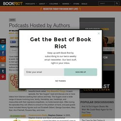 Podcasts Hosted by Authors