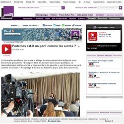 Podemos est-il un parti comme les autres
